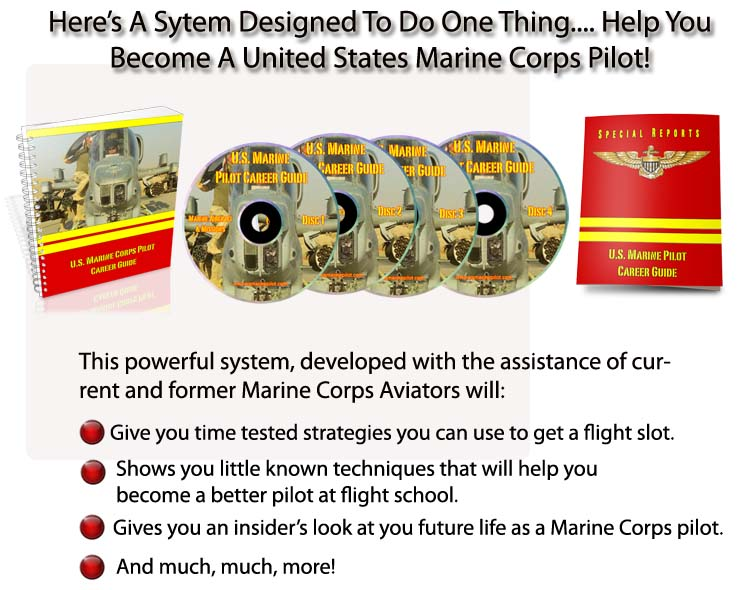 Become a United States Marine Corps Pilot | Get A Flight